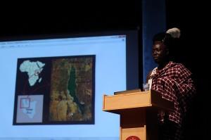 Joshua Angelei from Friends of Turkana (Kenya)