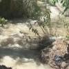 ciftciden-kurakliga-karsı-kanalizayon-suyunu-kullanıyor
