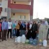 kahtada-su-kesintileri-protesto-edildi