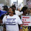 ABD'de su krizi büyüyor: Detroit'te su kesintileri