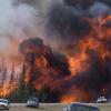 Kanada-Alberta-orman-yangını