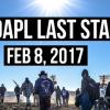 Kuzey Dakota'da petrol boru hattına karşı mücadele yeniden yükseliyor