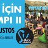 Yaşam için su yaz kampı 25-26-27 Ağustos'ta Büyükada'da: Kayıtlar başladı